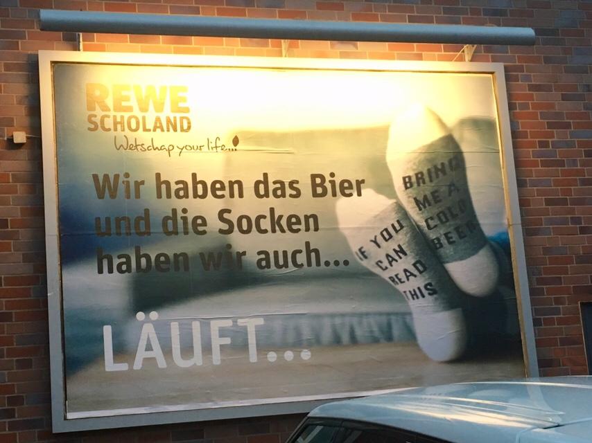 Werbung für Paare